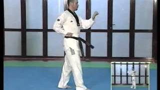 Taekwondo 2 Taeguk I Jang
