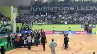 Campeões Nacionais Andebol 2016/17 - cantico final