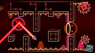 Geometry Dash - Switchblade by 6359 (Demon) Complete (Live)