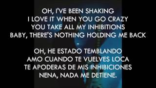 There's nothing holding me back  español/lyrics Shawn Mendes