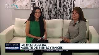 D'CASA CON GLORIA BARRERA