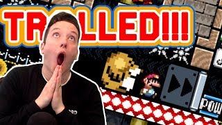 11 TROLL Creators Collab'd To Make The MOTHER OF ALL TROLL LEVELS!!!