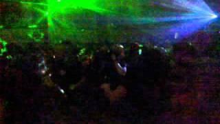 Eat Static live Glastonbury Town Hall 12/02/11