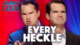 Every Single HECKLE! | Jimmy Carr