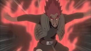 AMV Gai 8 Gates VS Madara 「Out of Control」