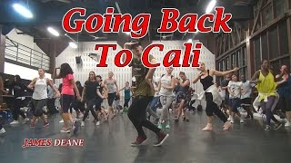 Going Back To Cali - The Notorious B.I.G. | Choreography by James Deane