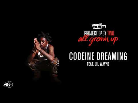 Kodak Black - Codeine Dreaming (feat. Lil Wayne)