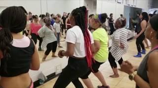 Afro'Dance workshop - Angel Kaba @HarlemDanceClub