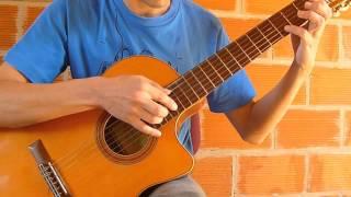 Noche de paz [Guitarra clásica]