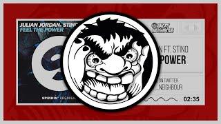 Julian Jordan ft. Stino - Feel The Power (Original Mix)