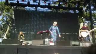 Grouplove  - Hippy Hill - Outside Lands 2014, Live in San Francisco