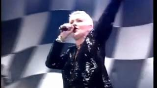 Roxette - Sleeping in my car live in South-Africa 1995