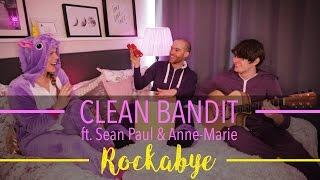 Rockabye - Clean Bandit ft. Sean Paul & Anne Marie - Cover by Eddie van der Meer & House of Halo