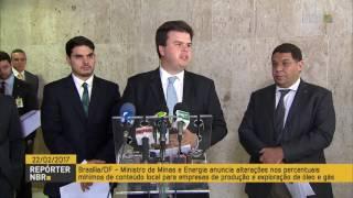 Governo reduzirá exigência de serviços nacionais nos leilões do setor de petróleo e gás