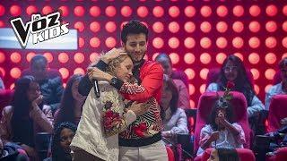 El hijo más tierno: Sebastián Yatra le canta a su mamá | La Voz Kids Colombia 2018