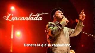 L'encantada - Nadau (karaoké - paroles traduites)