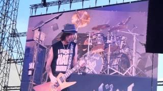 Motorhead - Ace of Spades - Glastonbury 2015