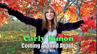 Carly Simon - Coming Around Again (Karaoke)