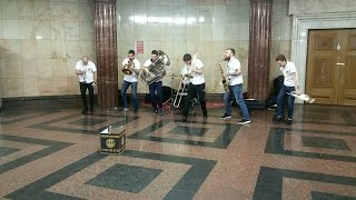 BREVIS BRASS BAND - Sing It Back (Moloko Cover) 17.11.2016