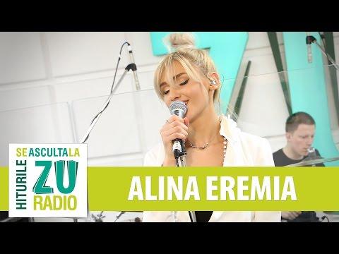 Alina Eremia - Poarta-ma (Live la Radio ZU)