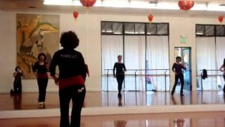 Rumba - Ginger Dancercise 2013 Q3