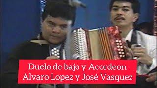 Jose Vasquez & Alvaro Lopez Repique De Bajo y Acordeon