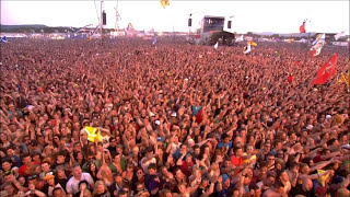 [6/19] The Killers, whoomp there it's + Human reprise. live at T in the park 2013 [HD 1080p]