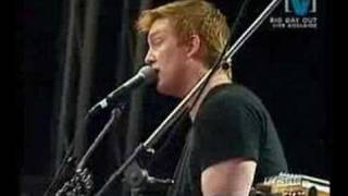 QOTSA - Live (BDO 2003) - (02) Go with the Flow