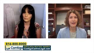 CONVERSANDO CON NUESTRA AMIGA BEATRIZ IBARRA DE CONTIGO CENTRO LEGAL