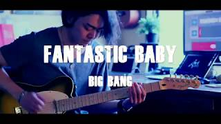 FANTASTIC BABY/BIG BANG (Slap Cover) - Ash