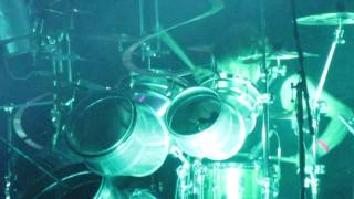 Apocalyptica (live in Crocus City Hall, Moscow, 23.04.2017) - Mikko Siren и его волшебные барабаны