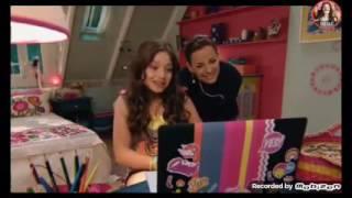 Luna Monica Nina et Ana parle par webcam ( épisode 68 )