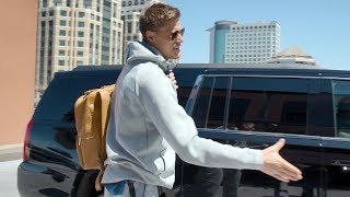 Warriors All-Access: Jonas Jerebko Arrives on Warriors Ground