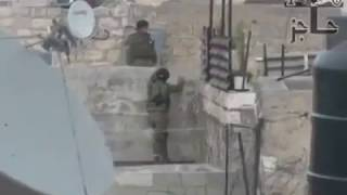 Israeli IDF soldier failed to climb 5 ft wall