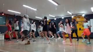 빨간 맛 - 레드벨벳 (Red Flavor - Red Velvet).1절 연습영상 #브이댄스