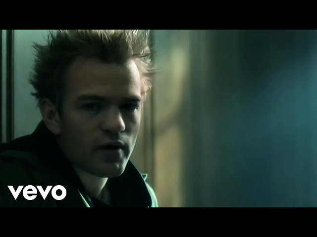 "Video oficial de ""With me"" de Sum 41"