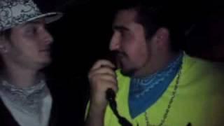 Agir ft Peccato Live Im CTC Busshuttle von Aalen  0Grad zum BHF Gmünd