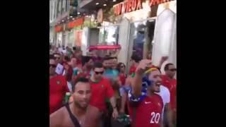Cânticos Portugal no Euro 2016