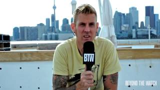 Brann Dailor on Once More 'Round The Sun