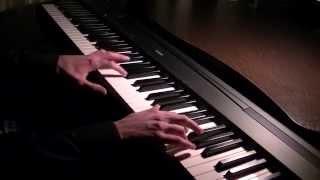 Clannad OP - Megumeru Сuckool mix 2007 (Piano)