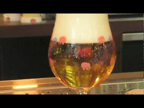 Edmonton Airport Belgian Beer Cafe