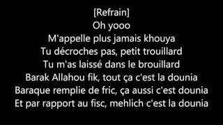 Maitre Gims - Marabout paroles