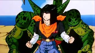 Cell Absorbs #17   Cell's First Transformation