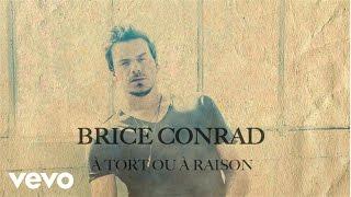 Brice Conrad - A tort ou à raison - Lyrics vidéo