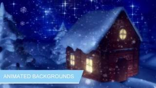Christmas Animated Backgrounds Preview