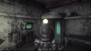 Fisto the sex robot awkwardly probes me - FNV