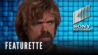 PIXELS Featurette   Meet The Arcade Heroes (Includes New Games!)