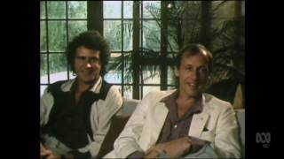 Countdown (Australia)- Molly Meldrum Interviews Dire Straits- March 27, 1983- Part 1