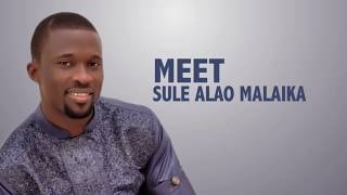 WHY MY BRAND OF MUSIC IS UNIQUE - SULE ALAO MALAIKA width=