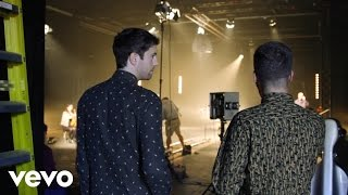 Gorgon City - Behind The Stripped -  Here For You (Live) - (Vevo LIFT UK) ft. Laura Welsh